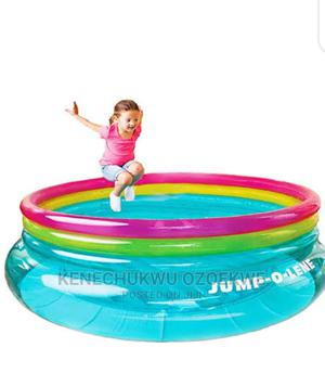 Jump-O-Lene Children'S Inflatable Bouncy Castle With Pump   Toys for sale in Lagos State, Ojo