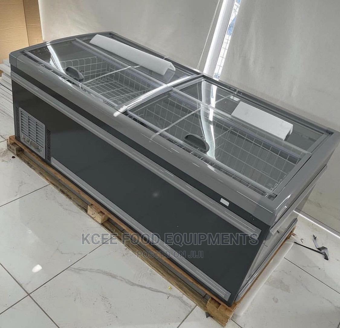Island Freezer 1.8meters