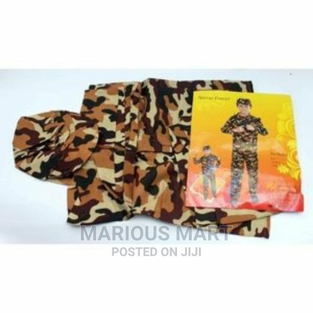 Career Day Army Costume for Kids | Children's Clothing for sale in Oshodi, Lagos State, Nigeria