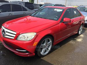 Mercedes-Benz C350 2010 Red   Cars for sale in Lagos State, Surulere