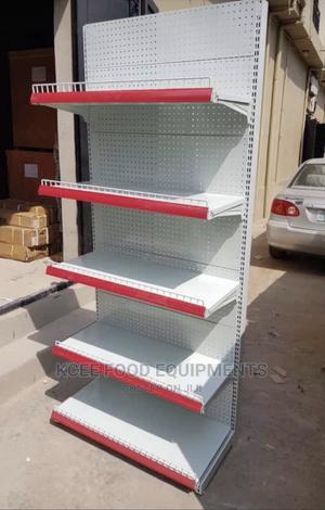 Supermarket Shelf Single Side | Store Equipment for sale in Delta State, Warri