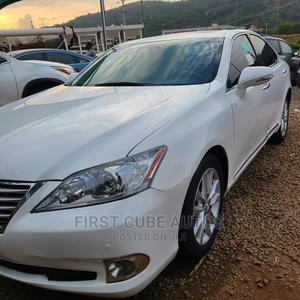 Lexus ES 2012 350 White | Cars for sale in Abuja (FCT) State, Katampe