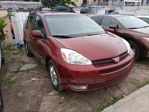 Toyota Sienna 2005 Red | Cars for sale in Lagos State, Amuwo-Odofin