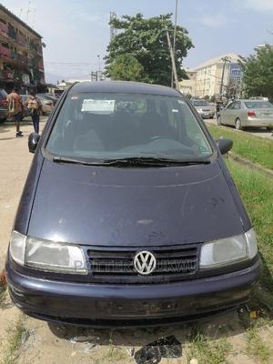Volkswagen Sharan 2000 2.8 Blue | Cars for sale in Lagos State, Amuwo-Odofin