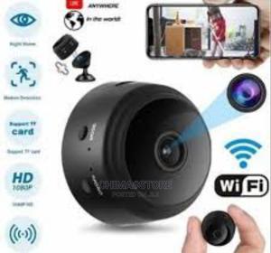 Mini A9 Spy Wifi Camera | Security & Surveillance for sale in Lagos State, Lagos Island (Eko)