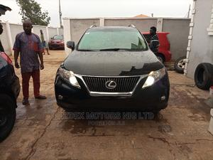 Lexus RX 2010 350 Black | Cars for sale in Kwara State, Ilorin South