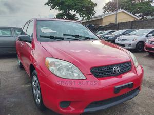 Toyota Matrix 2008 Red | Cars for sale in Lagos State, Apapa