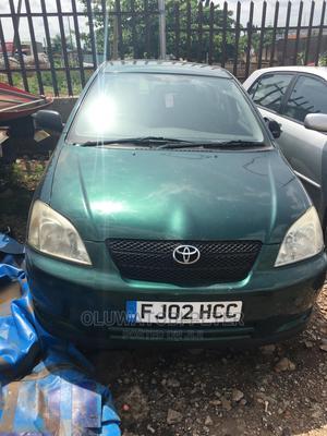 Toyota Corolla 2002 1.8 Sedan Automatic Green | Cars for sale in Oyo State, Ibadan