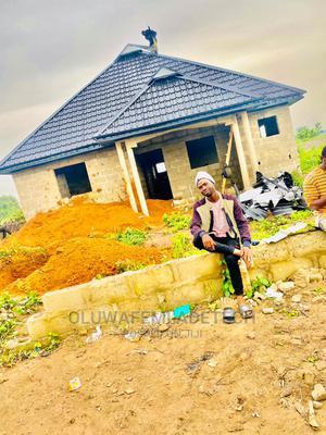Aluminium Step Tiles 0. 4 5 BLACK   Building Materials for sale in Lagos State, Ikotun/Igando