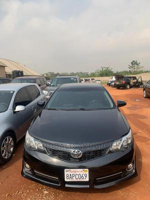 Toyota Camry 2013 Black | Cars for sale in Edo State, Benin City