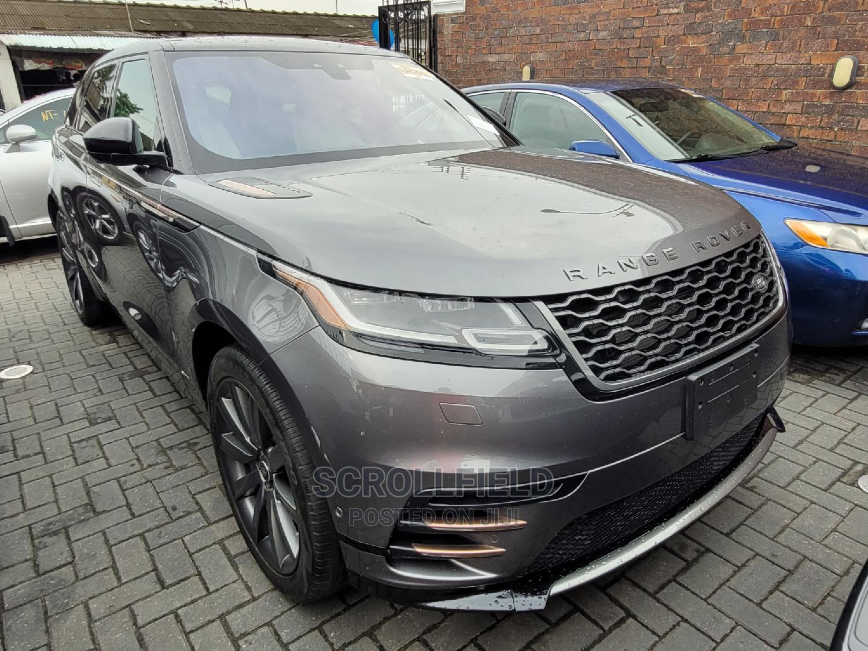 Land Rover Range Rover Velar 2018 P380 HSE R-Dynamic 4x4 Gray