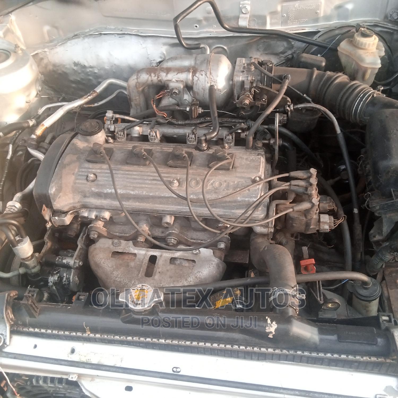 Archive: Toyota Corolla 1999 Liftback Silver