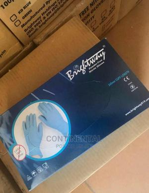 Powder Free Nitrile Gloves | Medical Supplies & Equipment for sale in Rivers State, Port-Harcourt