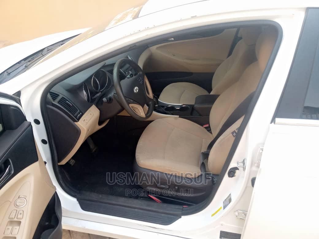 Hyundai Sonata 2011 White | Cars for sale in Ibadan, Oyo State, Nigeria