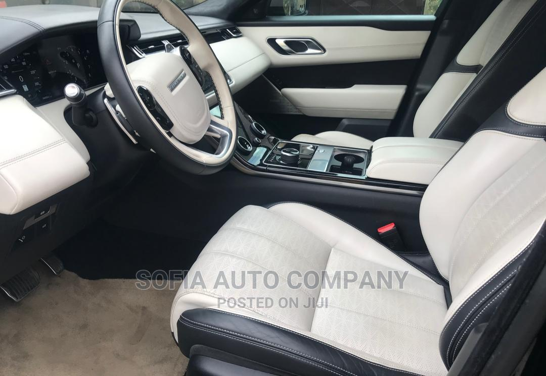 Land Rover Range Rover Velar 2018 P380 HSE R-Dynamic 4x4 Gray   Cars for sale in Ikeja, Lagos State, Nigeria