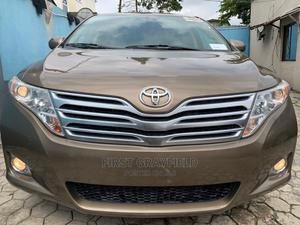 Toyota Venza 2010 V6 Brown | Cars for sale in Lagos State, Ikeja
