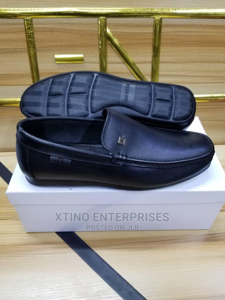 Louis Vuitton Driver Loafers Shoe Original