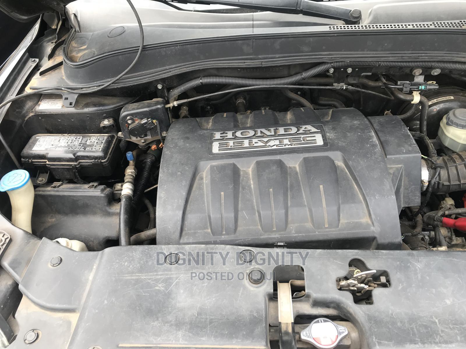 Honda Pilot 2007 EX 4x4 (3.5L 6cyl 5A) Black   Cars for sale in Ikorodu, Lagos State, Nigeria