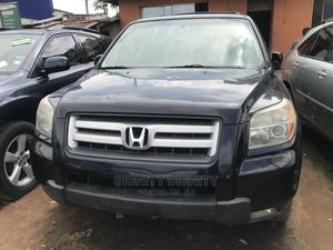 Honda Pilot 2007 EX 4x4 (3.5L 6cyl 5A) Black | Cars for sale in Lagos State, Ikorodu