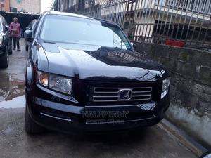 Honda Ridgeline 2008 RTL Black | Cars for sale in Lagos State, Isolo