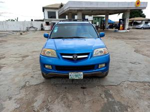 Acura MDX 2004 Blue   Cars for sale in Lagos State, Isolo