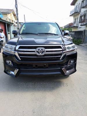 Toyota Land Cruiser 2016 5.7 V8 VXR Black   Cars for sale in Kaduna State, Kaduna / Kaduna State