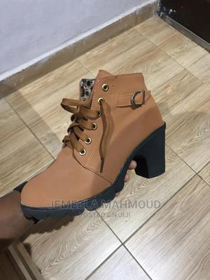 Brown Ankle Boots   Shoes for sale in Abuja (FCT) State, Gaduwa