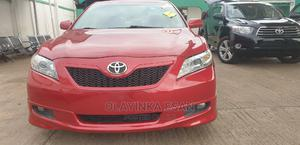 Toyota Camry 2008 2.4 SE Automatic Red | Cars for sale in Lagos State, Alimosho