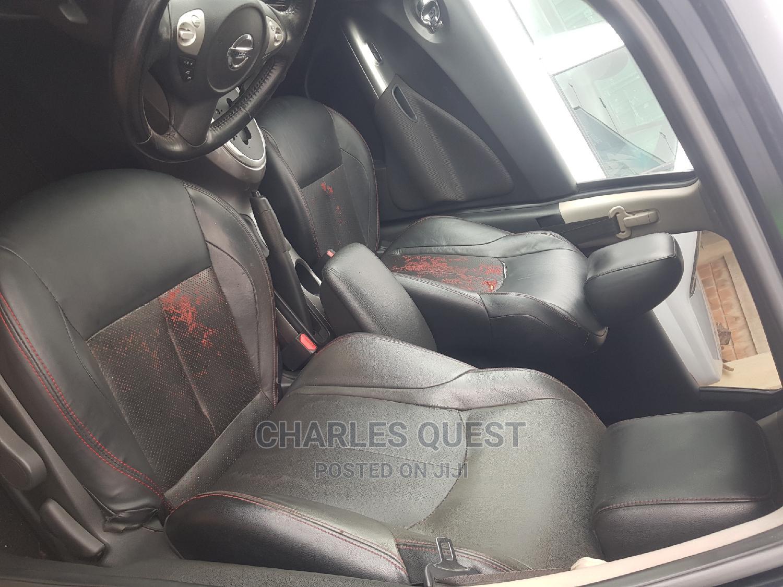 Archive: Nissan Juke 2013 S Black
