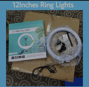12 Inches Ring Light | Stage Lighting & Effects for sale in Lagos State, Alimosho