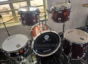 Quality Virgin Drum Set | Musical Instruments & Gear for sale in Lagos State, Ojo