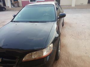 Honda Accord 2000 Coupe Black | Cars for sale in Enugu State, Enugu