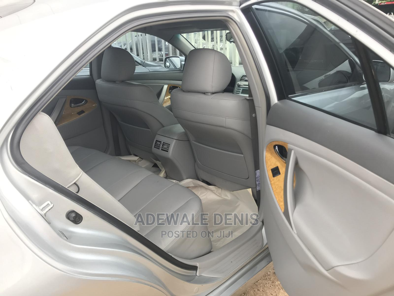 Toyota Camry 2008 2.4 XLE Silver | Cars for sale in Ikeja, Lagos State, Nigeria