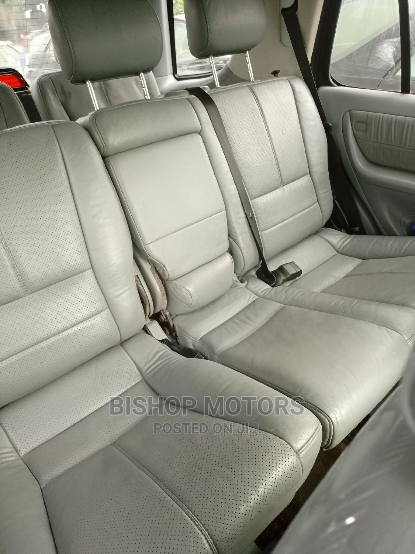 Archive: Mercedes-Benz M Class 2004 Gray