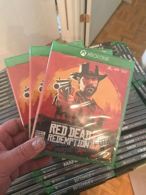 Brand New Red Dead Redemption 2 XBOX ONE Fast Delivery | Video Games for sale in Lagos State, Agege