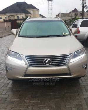 Lexus RX 2011 350 Brown   Cars for sale in Lagos State, Amuwo-Odofin