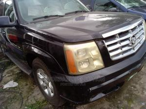 Cadillac Escalade 2005 Black | Cars for sale in Lagos State, Abule Egba