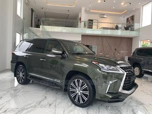New Lexus LX 2021 Green | Cars for sale in Lagos State, Victoria Island