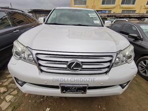 Lexus GX 2011 460 Premium White | Cars for sale in Lagos State, Amuwo-Odofin