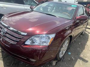 Toyota Avalon 2007 Limited Red | Cars for sale in Lagos State, Amuwo-Odofin
