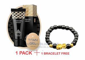 Titan Gel Penis Enlargement Cream | Sexual Wellness for sale in Lagos State, Ikeja