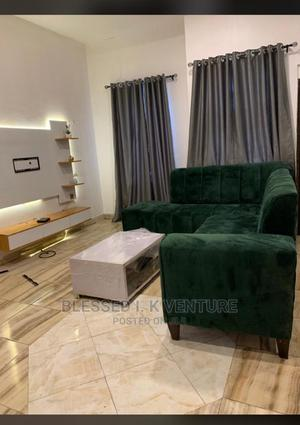 Complete Set of Upholstery Chair and Table With Tv Stand   Furniture for sale in Lagos State, Ojo