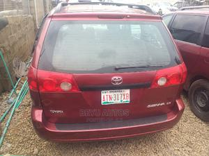 Toyota Sienna 2006 CE FWD Red   Cars for sale in Lagos State, Ojodu