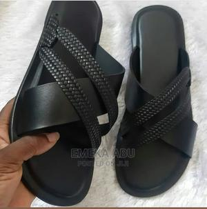 Quality Leather Palm Slippers   Shoes for sale in Lagos State, Surulere