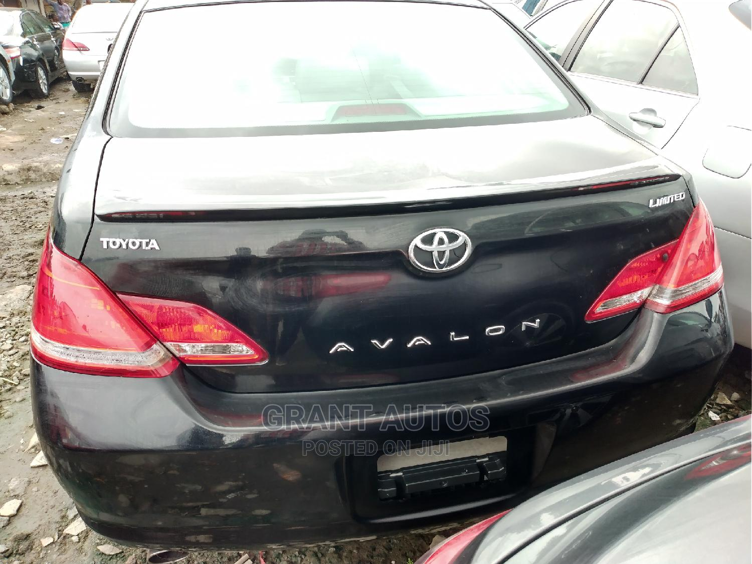 Toyota Avalon 2007 Limited Black   Cars for sale in Apapa, Lagos State, Nigeria