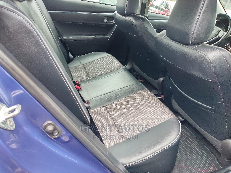 Toyota Corolla 2014 Blue | Cars for sale in Apapa, Lagos State, Nigeria