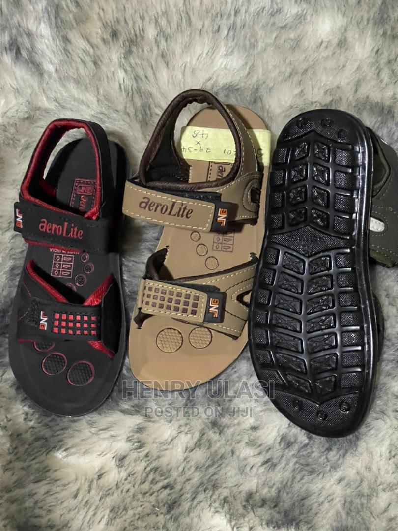 Archive: Children Sandals (32-37)