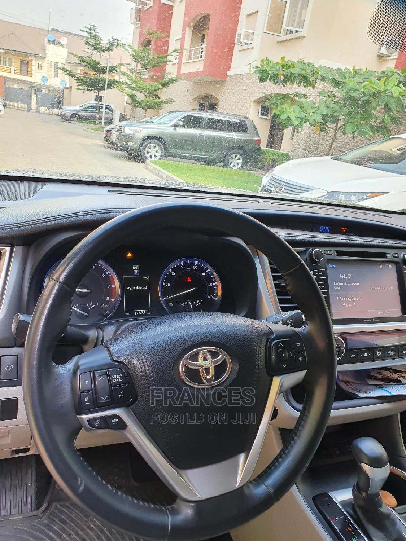 Toyota Highlander 2014 Black   Cars for sale in Victoria Island, Lagos State, Nigeria