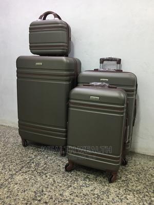 Ash Standard Good Partner Suitcase Luggage Bag   Bags for sale in Lagos State, Ikeja