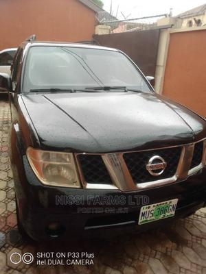 Nissan Pathfinder 2006 SE 4x4 Black | Cars for sale in Oyo State, Ibadan